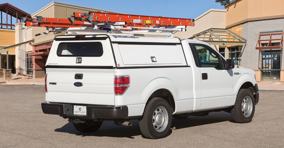 Deluxe Commercial Utility Dcu Truck Toppers Kalispell Mt